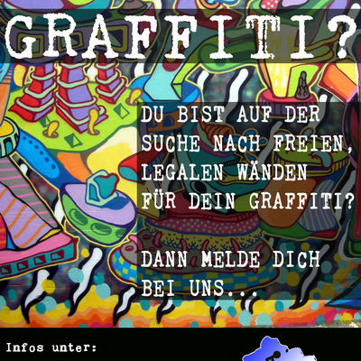 Flyer Graffiti